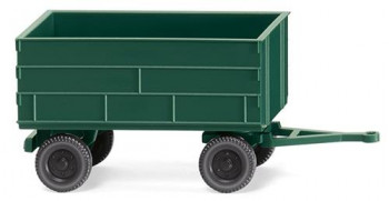 Agricultural Trailer Green