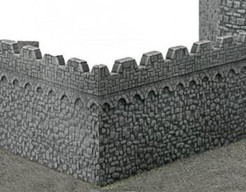 Town Wall Straight