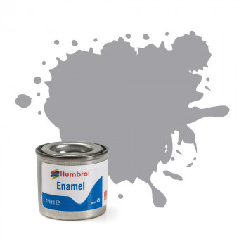 No 40 Pale Grey Gloss Enamel Paint (14ml)