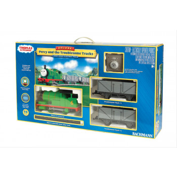 Thomas and Friends Percy Troublesome Trucks Starter Set