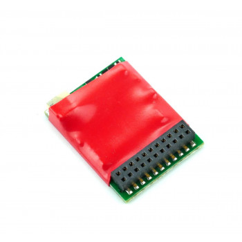 Ruby Series 6fn Pro DCC Decoder 21 Pin
