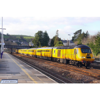 *Class 43 HST 43014/062 Network Rail New Measurement Train