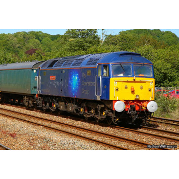 *Class 47 815 'Lost Boys 68-88' Rail Operations Group