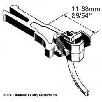 NEM362 European Coupler Extra Long 11.68mm (2pr)