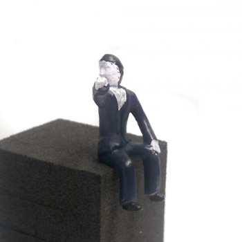 Driver Seated Figure