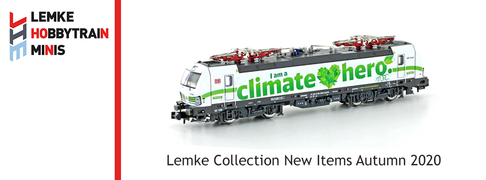 Lemke Collection New Items Autumn 2020