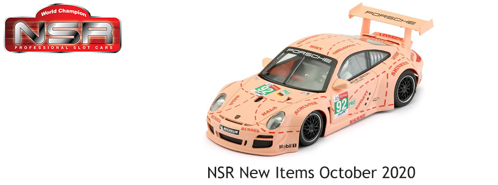 NSR New Items October 2020