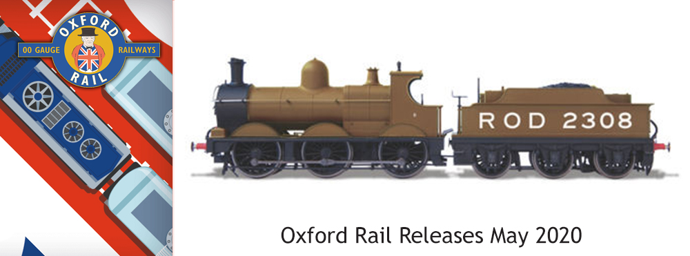 Oxford Rail Releases May 2020