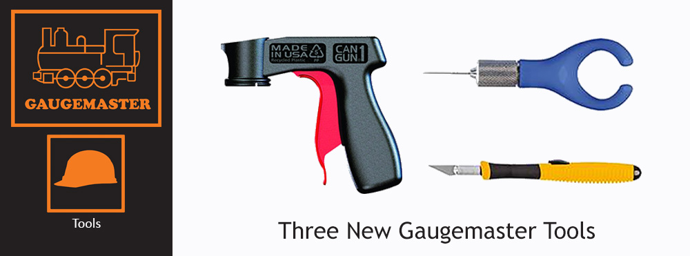 Three New Gaugemaster Tools In Stock Now