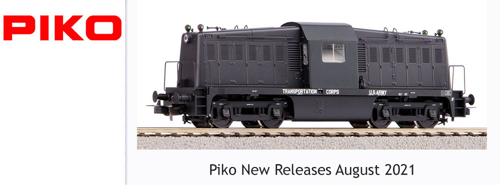 Piko New Releases August 2021