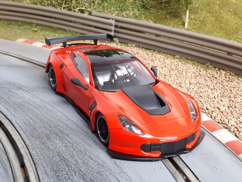 Image of SLOT CAR RACING